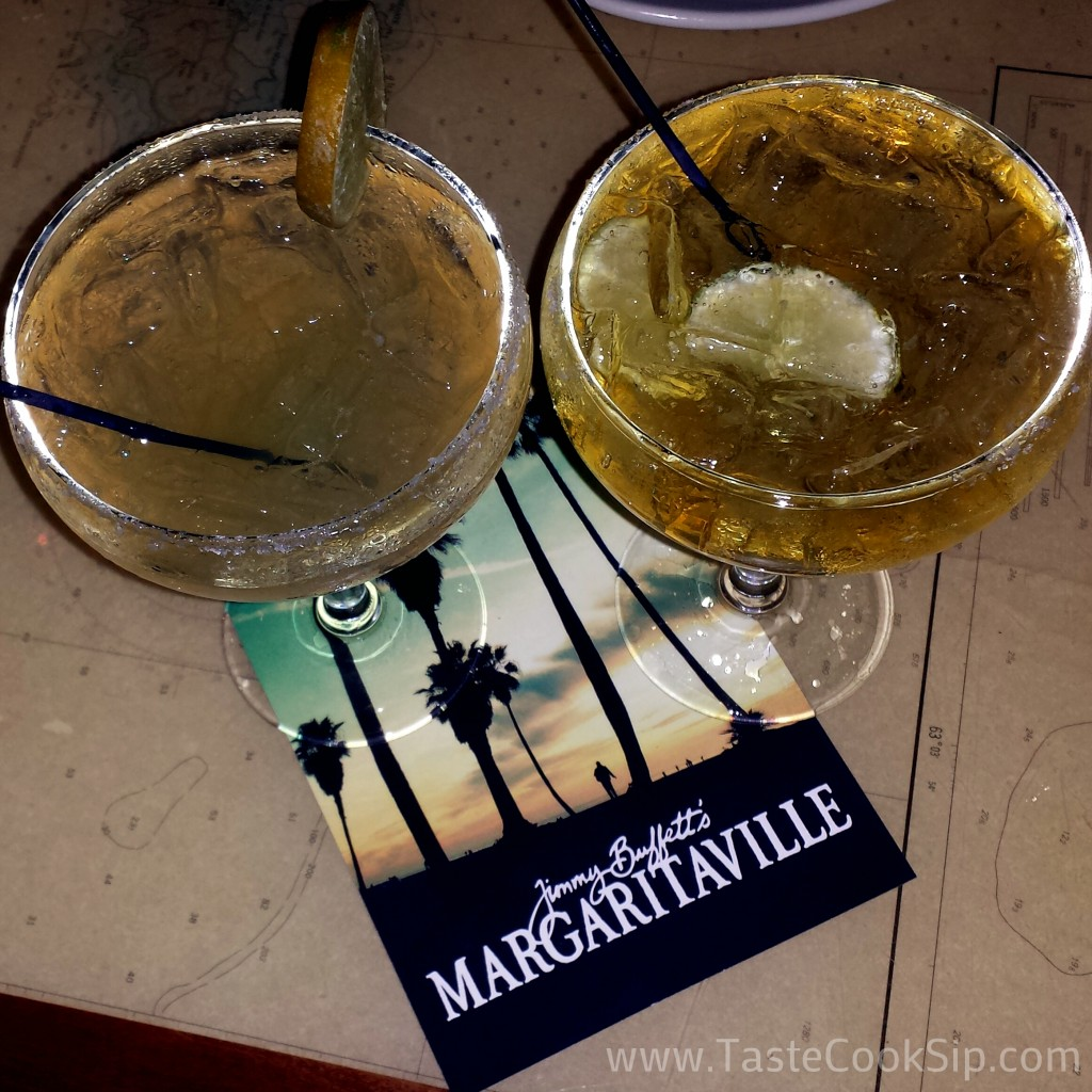 The Perfect Margarita and Livin' it up Margarita!
