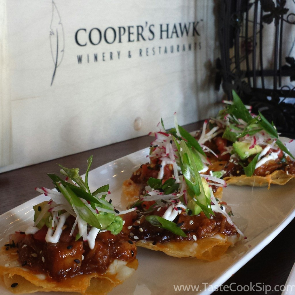 Asian Pork Belly Tostadas  ($8.99) Were a stand out, crispy pork belly coated with Sweet Chili BBQ Sauce won many compliments.