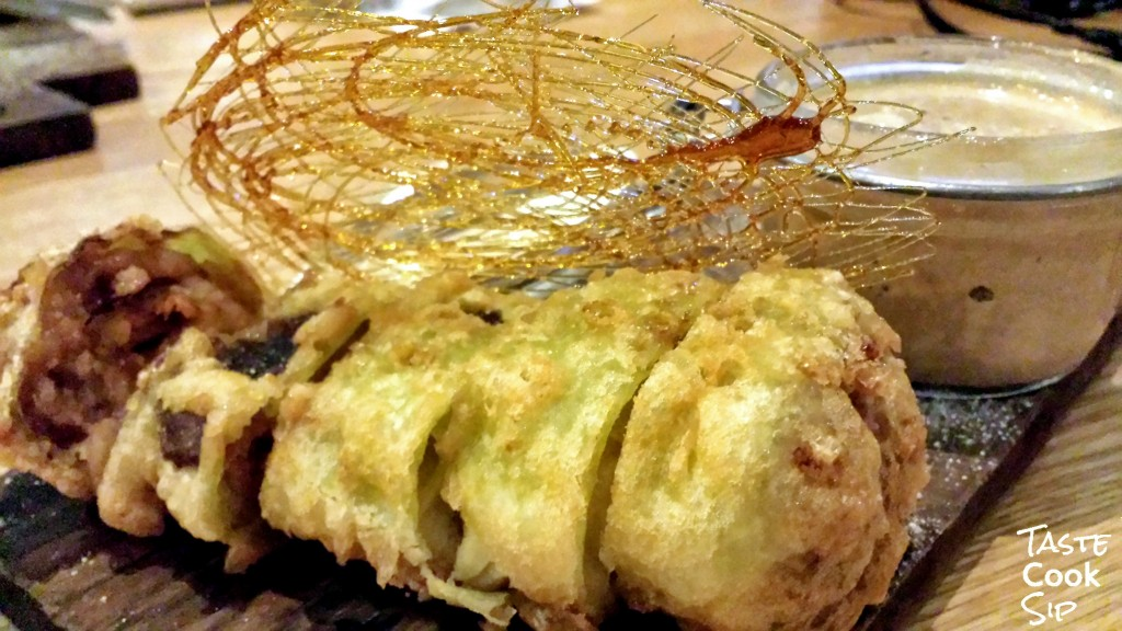 Kasa Wrecked Apple Pie Magical Dining