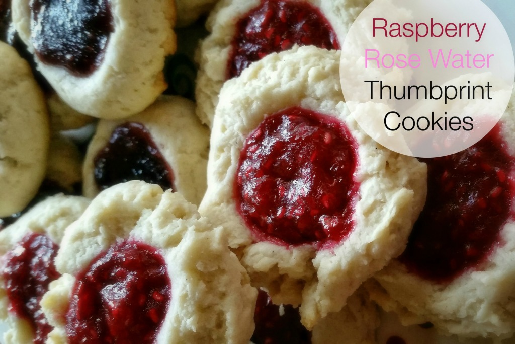 Whether more rustic (right) or refined (left), Thumbprint cookies are a holiday classic.